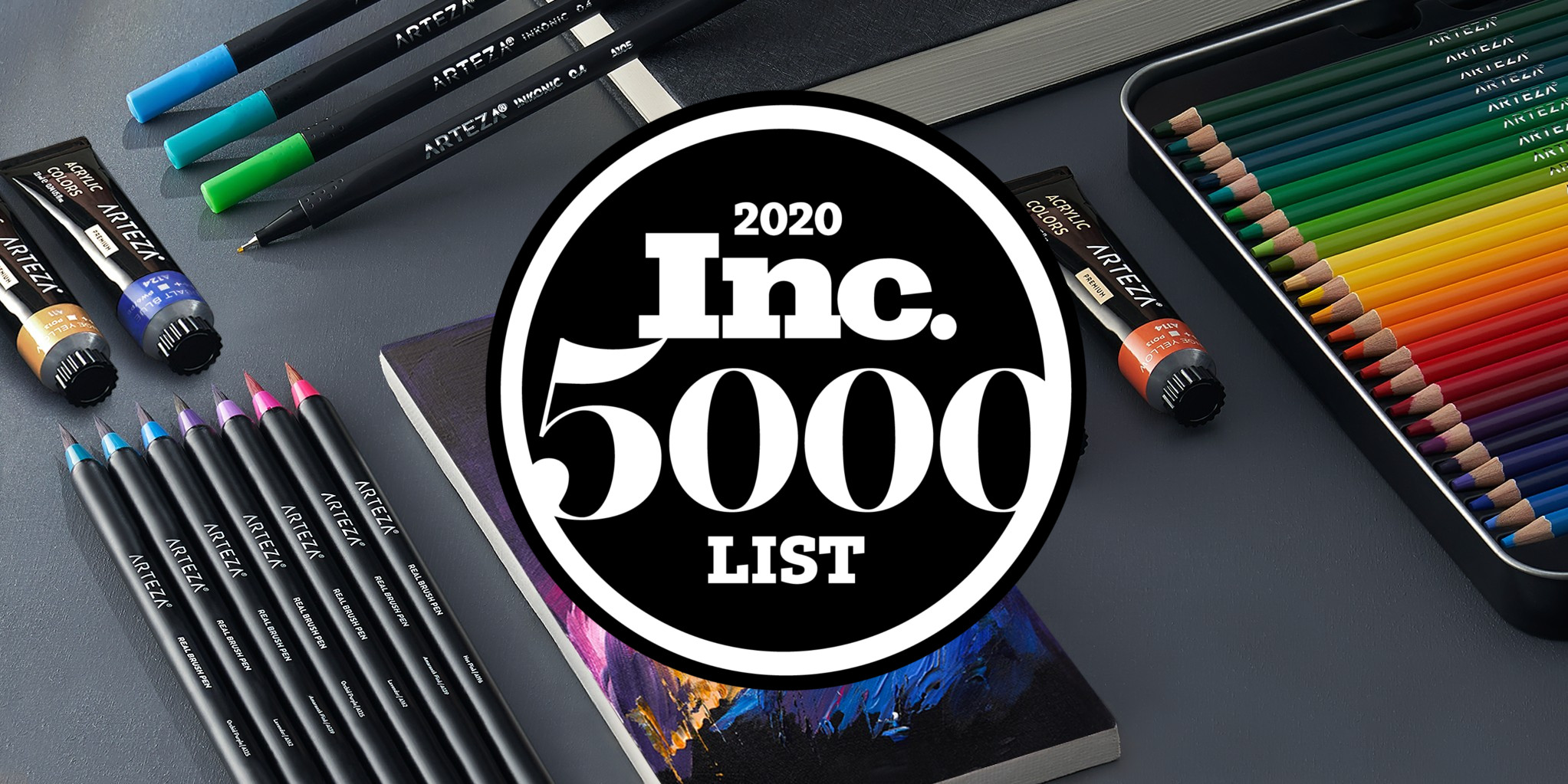 Arteza Ranked 32 On The 2020 Inc 5000 List Of Fastest Growing Companies In America Volition